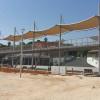 תמונות מתהליך הבנייה של מתחם לה פארק בחולון
