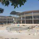 תהליך הבנייה של מתחם לה פארק בחולון