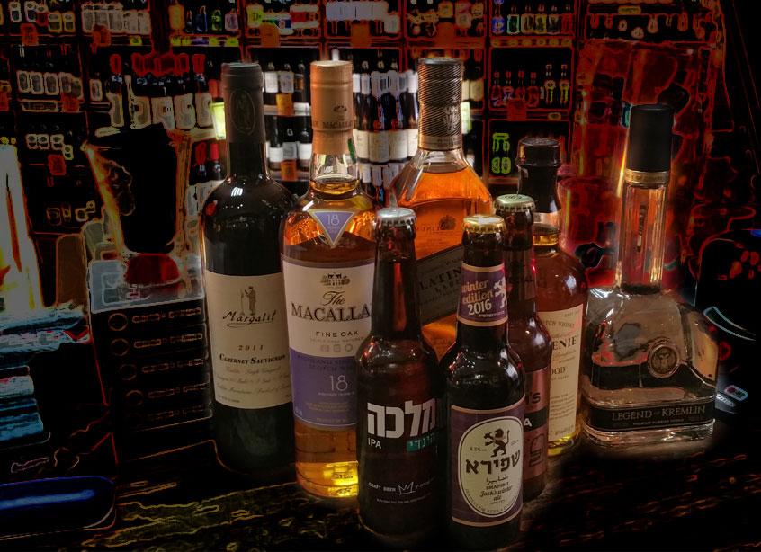 נבחרת המשקאות של טל משקאות