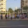 נאום בהפגנת מחירי הקייטנות השניה מול בניין עיריית חולון