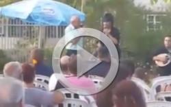 """ראש העיר מוטי ששון בביצוע לשיר """"סימן שאתה צעיר"""" [וידאו]"""