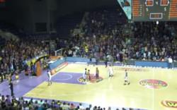 הפועל חולון חנכה את האולם החדש עם ניצחון 94:93 על בני הרצליה