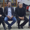 חבר הכנסת ושר האוצר לשעבר, יאיר לפיד הגיע לביקור בעיר