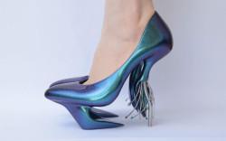 תערוכת נעלי סטילטו תיפתח החודש בגלריית החווה בחולון