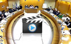 צפו בישיבת מועצת העיר מתאריך 5 ביוני 2016 באורך מלא [וידאו]