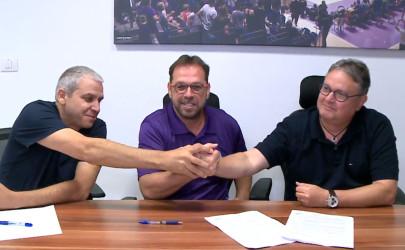 שרון דרוקר חתם בהפועל יונט חולון ויאמן את הקבוצה בעונות 2019-2021