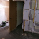 חדר הלוקרים הנטוש