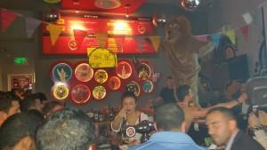 דרינק פוינט חולון בכיכר סטרומה חוגג שנה