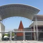 תמונה על המבנה החדש