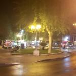 כיכר סטרומה בלילה