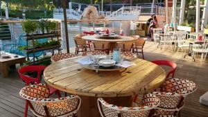 המרפסת המסעדת סילו בחולון