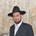 הרב יצחק כהן צמח. רבה של שכונת נאות רחל בחולון