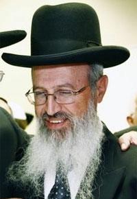 הרב אברהם יוסף. צילום: ויקימדיה