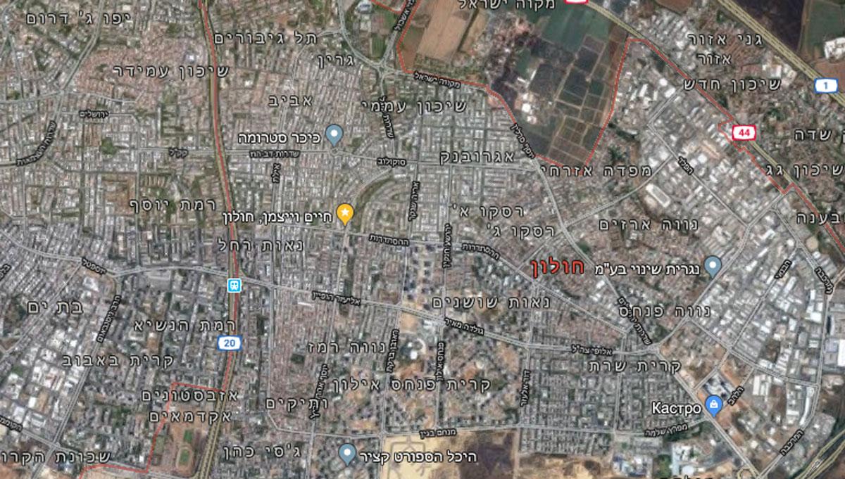 """הרשות הממשלתית להתחדשות עירונית תשקיע 4 מיליון ש""""ח להתחדשות עירונית בחולון"""