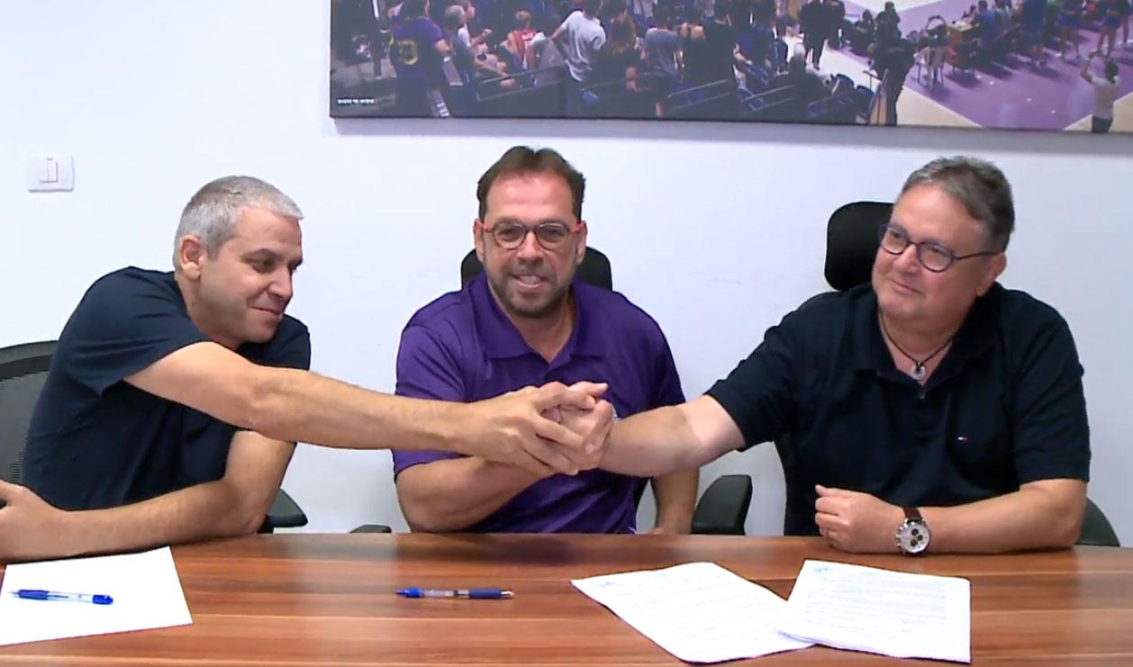 שרון דרוקר חתם בהפועל יונט חולון ויאמן את הקבוצה בעונת 2019\2020